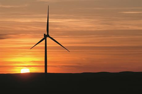 Wind represented 41% of all new capacity coming online, according to AWEA's annual report