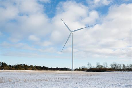Siemens will manufacture 13 3.4MW turbines for the project in Croatia