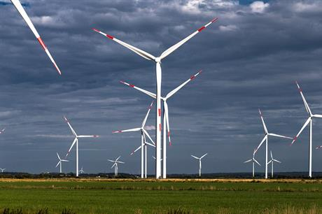 Siemens 3MW and 3.2MW turbines will be installed at the two Irish projects