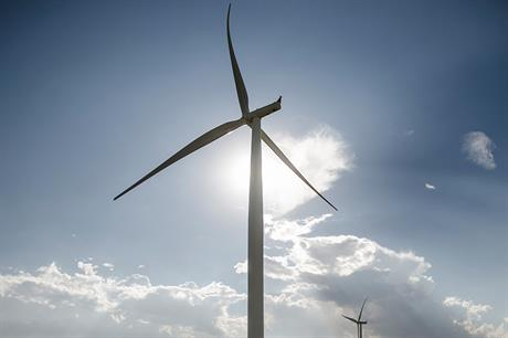Siemens's 2.3MW turbine will be installed at the two-phase 50.6MW Ewe Hill project