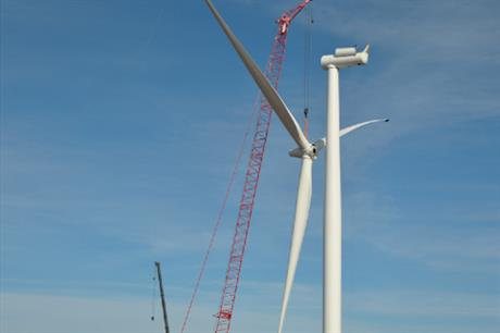 Siemens' 2.3-108 turbine will be used at the Panhandle 2 site and comes under the contract