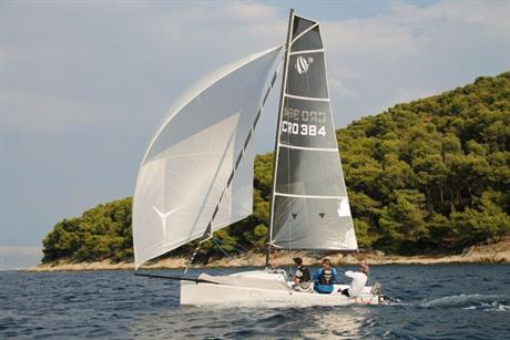 ACT Blade is a subsidiary of UK yacht-sail developer SMAR Azure (pic: Vedran Rozic)