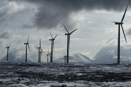 Norway has around 800MW of connected wind power (pic: Statkraft)
