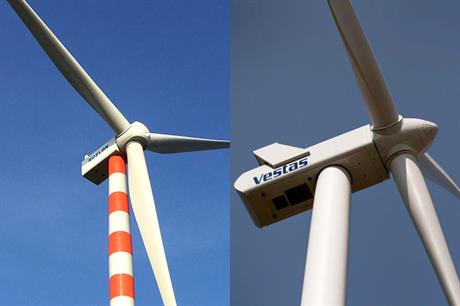 Vestas 'open to opportunities' amid Suzlon speculation