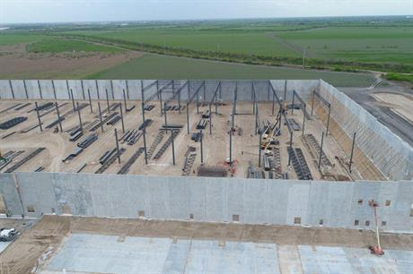 TPI said production from its new Matamoros will begin in Q3