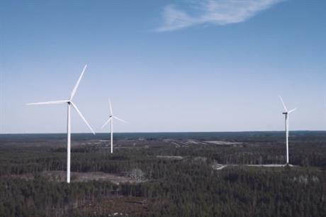 Taaleri Energia manages 312MW of operational wind farms in its native Finland