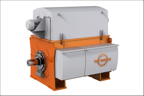 The Switch manufactures a high-speed permanent-magnet generator