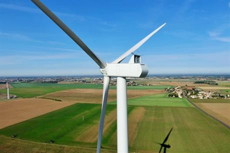 Wpd has 4.4GW of installed capacity in 18 countries worldwide