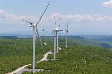 Engie commissioned the 51.8MW Tres Mesas III wind farm in March 2019