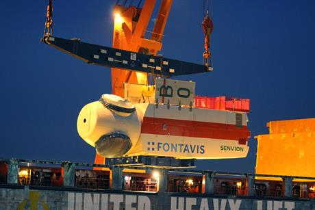 Senvion's 6.2MW offshore turbine was too slow in development to build on the technological lead established by its 5MW predecessor