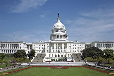 The letter was sent ahead of discussions about extending energy tax legislation (pic: Architect of the Capitol)