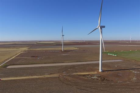 Apex Clean Energy has developed roughly 2.2GW of operating wind capacity in the US