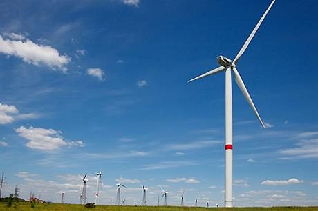 Ukraine has just under 600MW of wind capacity installed, according to Windpower Intelligence data