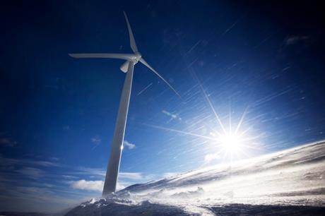 The IEA estimated more than 200GW of wind capacity could be built in cold climates (pic: Skellefteå Kraft)