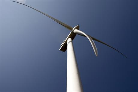 Vestas V110 2MW turbine will be installed across the 2GW Wind XI cluster