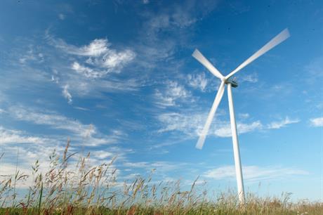 Vestas' V112 3MW wind turbine