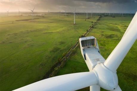 The projects all use Vestas turbines