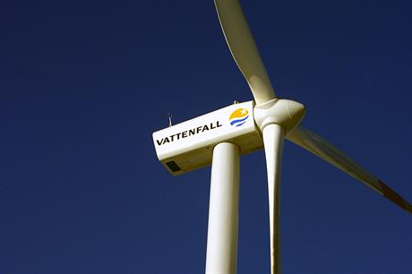 Vattenfall's onshore capacity currently stands at approximately 13.5MW in Germany
