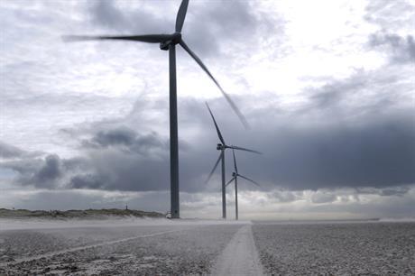 Vestas V112-3.0MW wind turbines