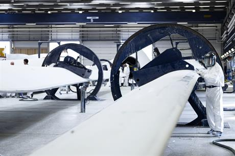 Vestas is reorganising its blade production capacity, resulting in up to 590 job cuts across Germany and Denmark