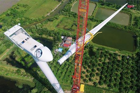 Vestas will deliver the turbines later this year. Commissioning is expected in the second quarter of 2019