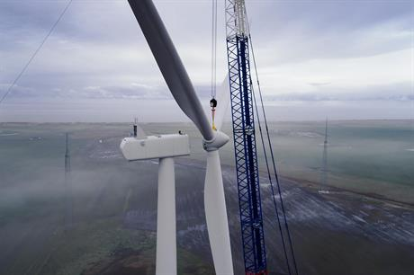 Vestas and Northvolt partner on wind-storage