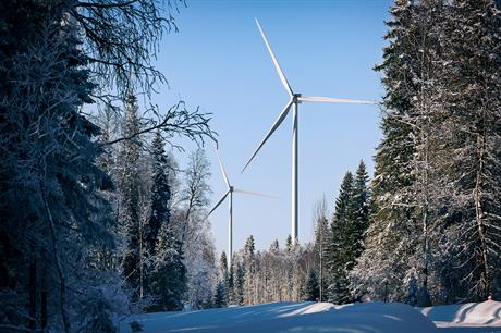 Finland is holding its first renewable energy auction