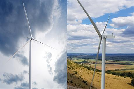 Face-to-face: How do the two onshore wind Goliaths compare?