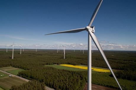 Vestas had a market share of 24.9% in Germany last year