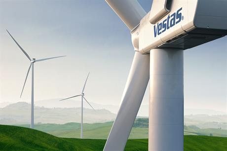Vestas unveiled the V150-4.2MW turbine in June 2017