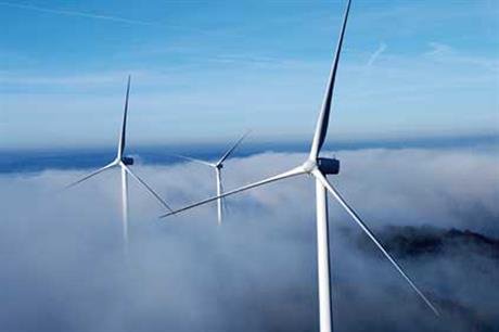Vestas' V90 and V80 turbines will be fitted with blades using stealth technology