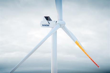 Vestas' 4.2MW V136 and V150 turbines will be the first to benefit from electrothermal anti-icing system