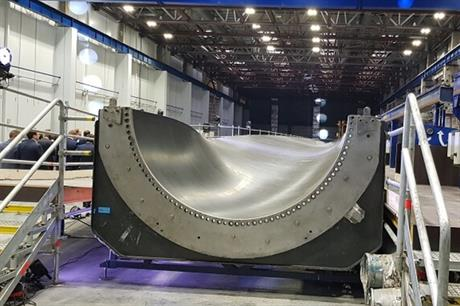 Vestas opened a blade factory in Ulyanovsk, western Russia in December 2018 (pic credit: Russian Association of the Wind Industry)