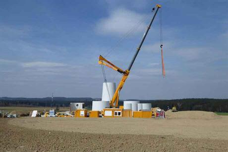 Seeking funds: Windkraftfonds Lacuna Windpark Hohenzellig in northern Bavaria