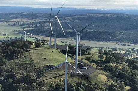 The first 175MW phase of White Rock has been installed