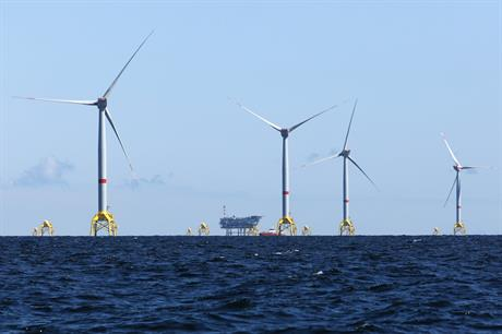 Iberdrola has helped develop more than 1GW of operational offshore wind capacity, including the 350MW Wikinger project in German waters