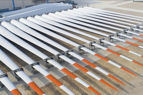 WindEurope estimates 14,000 turbine blades could be decommissioned in Europe by 2023 (pic credit: Damon Hong)