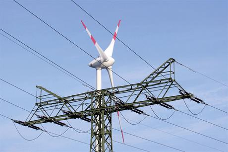 Slowing down wind turbines could help prevent blackouts (pic: Molgreen/wikimediacommons)