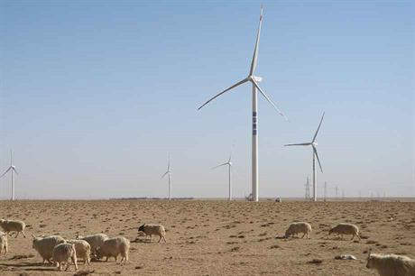 Goldwind will supply 1.3GW for the 6GW project in Inner Mongolia