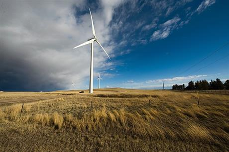 Wyoming currently has 1.4GW of wind capacity operating