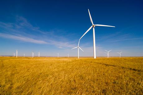 Wyoming is becoming a hot spot for US wind power development