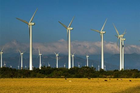 Acciona has contracts to build 300 MW of wind power capacity for clients in Mexico