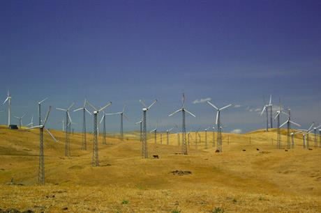 Altamont Pass… the world's first project cluster