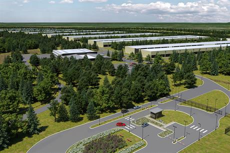 Apple's data centre will be located near Athenry, Galway, Ireland