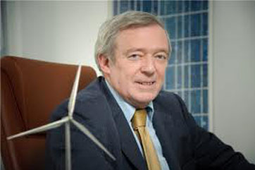 Jean-Louis Bal, president of France's Renewable Energy Association