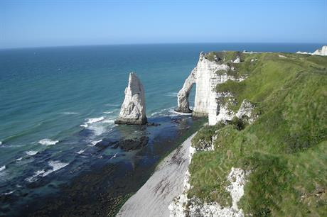 The proposed 1GW project will be located off the coast of Normandy, northern France