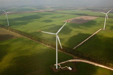 Enel's 21MW Shabla wind farm in Bulgaria