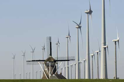 Enercon E82 turbines in Germany