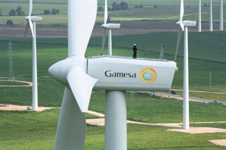 G80 2MW turbines will be used on the project