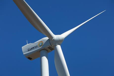 Gamesa recorded sales of 567MW in Q1